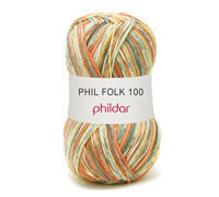 Phildar Folk 100
