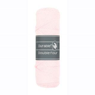 Durable Double Four katoen - 203 light pink