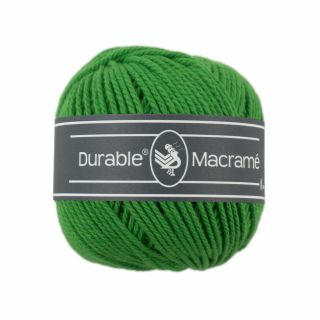 Durable Macramé Bright green 2147