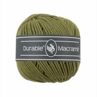 Durable Macramé Khaki 2168