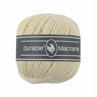 Durable Macramé Cream 2172