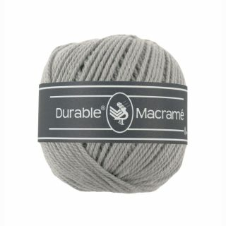 Durable Macramé Light grey 2232