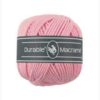 Durable Macramé Pink 232
