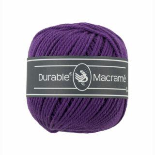 Durable Macramé Violet 271