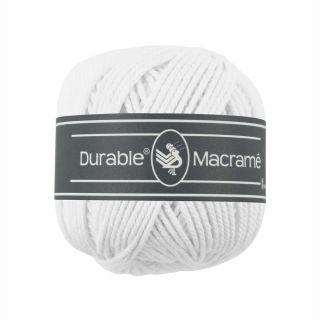 Durable Macramé White 310