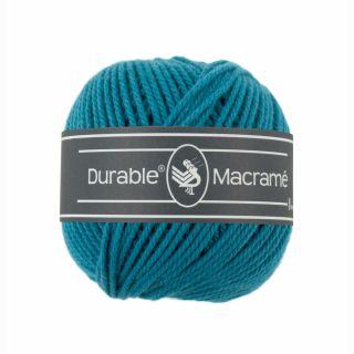 Durable Macramé Turquoise 371