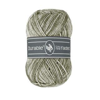 Durable Cosy Fine Faded - 2149 Dark Olive