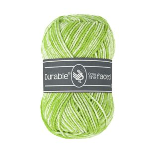 Durable Cosy Fine Faded - 352 Lime