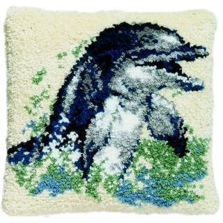 Knoopkussen Dolfijn - Pako