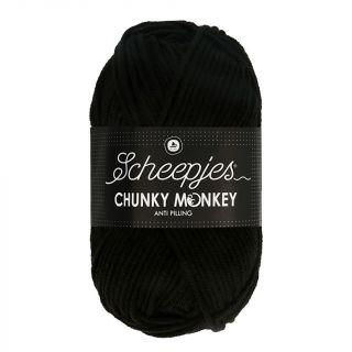 Scheepjes Chunky Monkey Black 1002