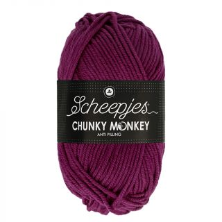 Scheepjes Chunky Monkey Cerise 1061