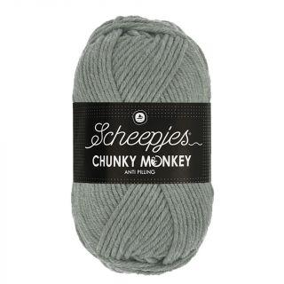 Scheepjes Chunky Monkey Mid Grey 1099