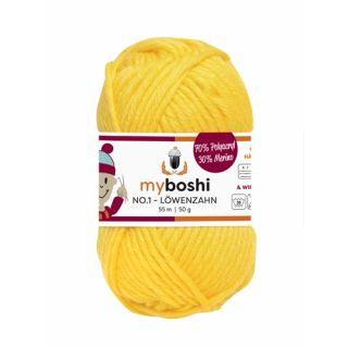 MyBoshi wol Nr 1 - Paardebloem 113