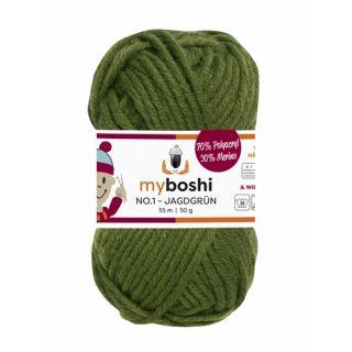 MyBoshi wol Nr 1 - jagersgroen 129