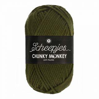 Scheepjes Chunky Monkey Moss Green 1027