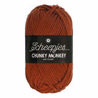 Scheepjes Chunky Monkey Rust  1029