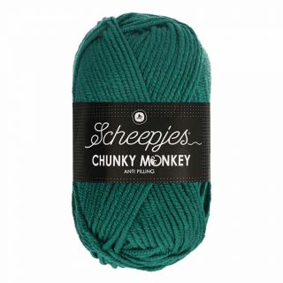 Scheepjes Chunky Monkey Evergreen 1062