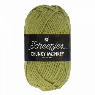 Scheepjes Chunky Monkey Sage  1065