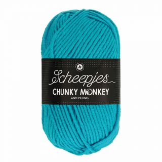 Scheepjes Chunky Monkey Turquoise 1068