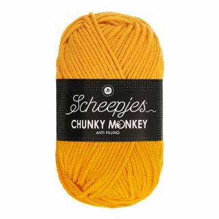 Scheepjes Chunky Monkey Golden Yellow 1114