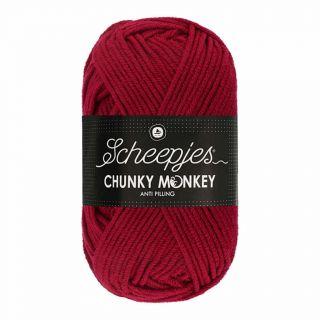 Scheepjes Chunky Monkey Garnet 1123