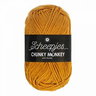 Scheepjes Chunky Monkey Ochre 1709
