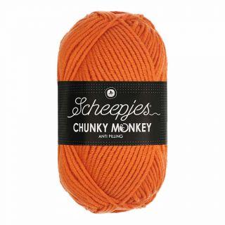 Scheepjes Chunky Monkey Deep Orange 1711