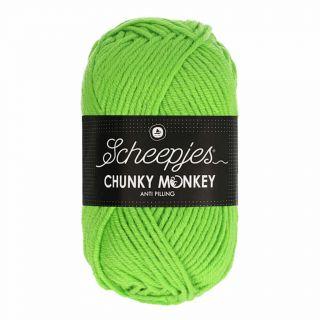 Scheepjes Chunky Monkey Lime 1821
