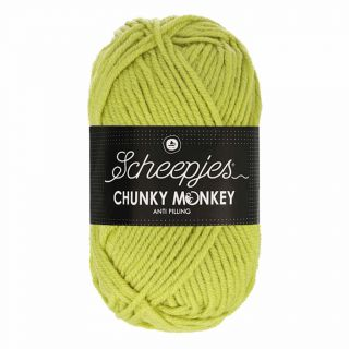 Scheepjes Chunky Monkey Chartreuse 1822