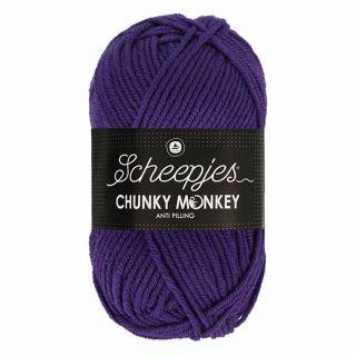 Scheepjes Chunky Monkey Deep Violet 2001