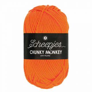 Scheepjes Chunky Monkey Orange 2002