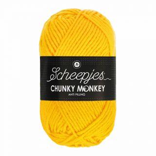Scheepjes Chunky Monkey Canary 2004