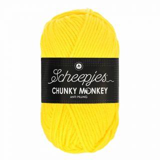 Scheepjes Chunky Monkey Yellow 2008