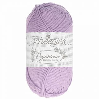 Scheepjes Organicon Lavender 205