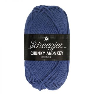 Scheepjes Chunky Monkey Midnight 1825