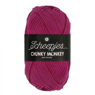 Scheepjes Chunky Monkey Mulberry 2009