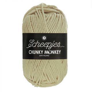 Scheepjes Chunky Monkey Parchment 2010