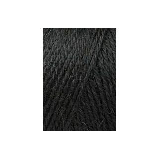 BABY ALPACA zwart-bruin