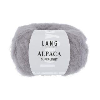 ALPACA SUPERLIGHT grijs
