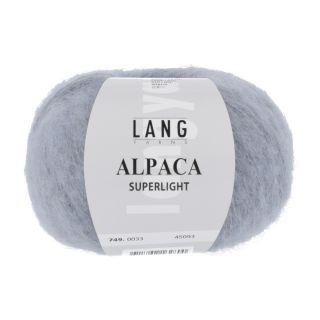 ALPACA SUPERLIGHT licht jeans