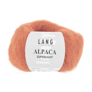 ALPACA SUPERLIGHT orange