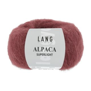 ALPACA SUPERLIGHT chianti