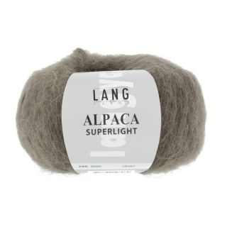 ALPACA SUPERLIGHT taupe