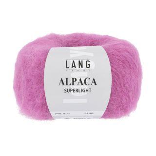 ALPACA SUPERLIGHT roze