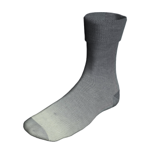 Lang Yarns Jawoll sokkenwol Twin - 0505 grijs