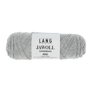 Lang Yarns Jawoll sokkenwol - 0005 grijs