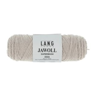 Lang Yarns Jawoll sokkenwol - 0022 licht beige