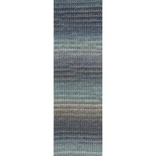 MILLE COLORI SOCKS & LACE LUXE mint/bruin