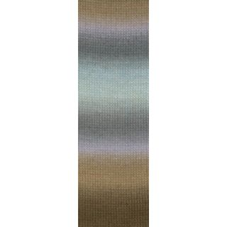 JAWOLL MAGIC DEGRADE grijs/camel/bruin