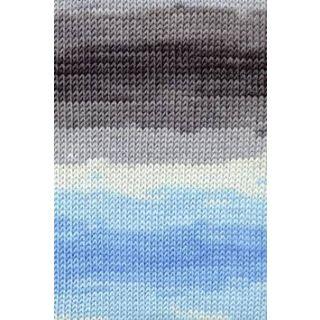 MERINO+ COLOR oceaan/grijs/gebroken wit